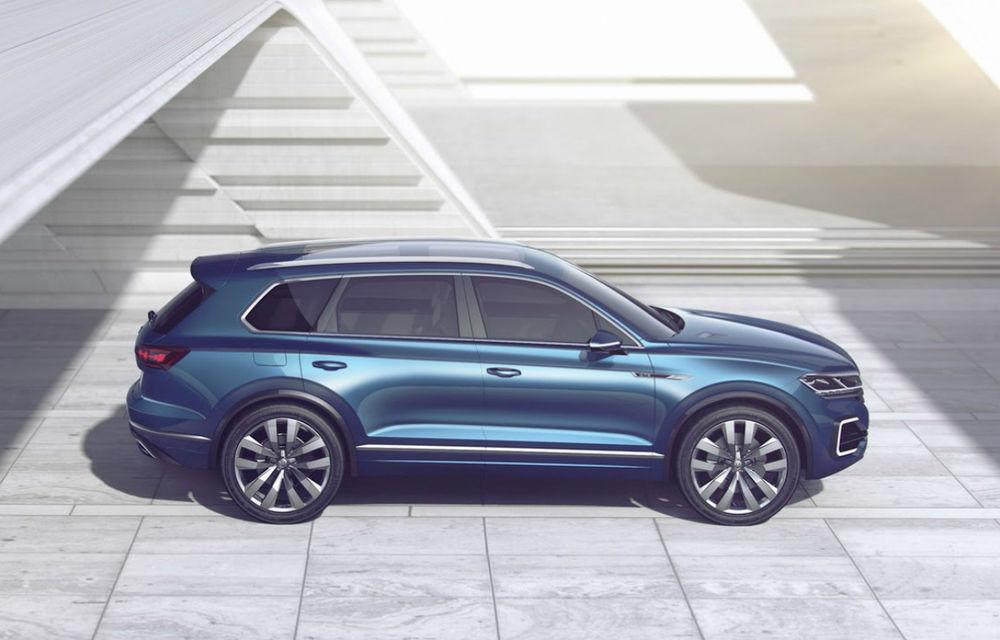 SIAB revine în 2018 după 11 ani absență. Multe mărci lipsesc, dar avem o premieră majoră: noul Volkswagen Touareg - Poza 1