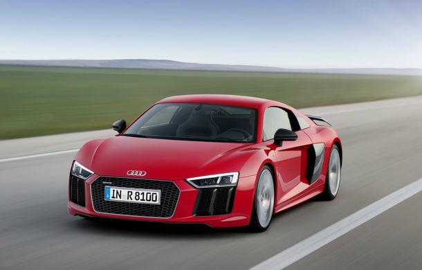 Adio, R8! Audi a anunțat că producția modelului său va fi oprită la finalul acestei generații - Poza 1