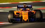 McLaren susține că a rezolvat toate defecțiunile monopostului: Alonso crede că echipa are potențial pentru sezonul 2018