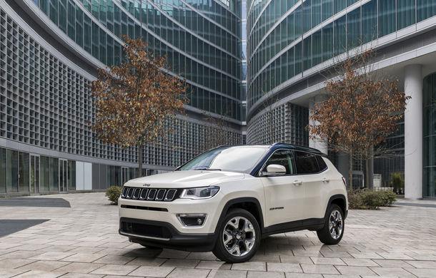 """Jeep va lansa 4 modele noi în Europa în acest an: vânzări """"dezamăgitoare"""" în 2017 - Poza 1"""
