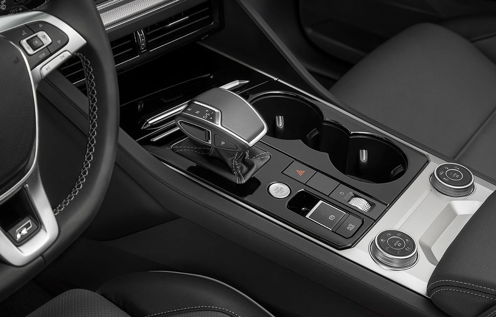 Am văzut noul VW Touareg înaintea tuturor: tot ce trebuie să știi despre a treia generație a SUV-ului german - Poza 58