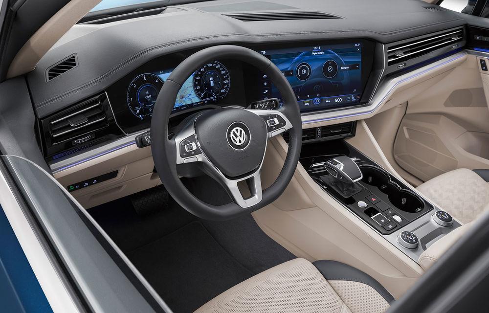 Am văzut noul VW Touareg înaintea tuturor: tot ce trebuie să știi despre a treia generație a SUV-ului german - Poza 38