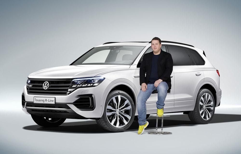 Am văzut noul VW Touareg înaintea tuturor: tot ce trebuie să știi despre a treia generație a SUV-ului german - Poza 1