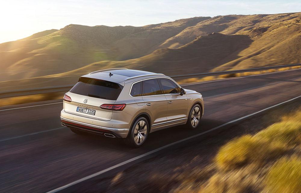 Am văzut noul VW Touareg înaintea tuturor: tot ce trebuie să știi despre a treia generație a SUV-ului german - Poza 5