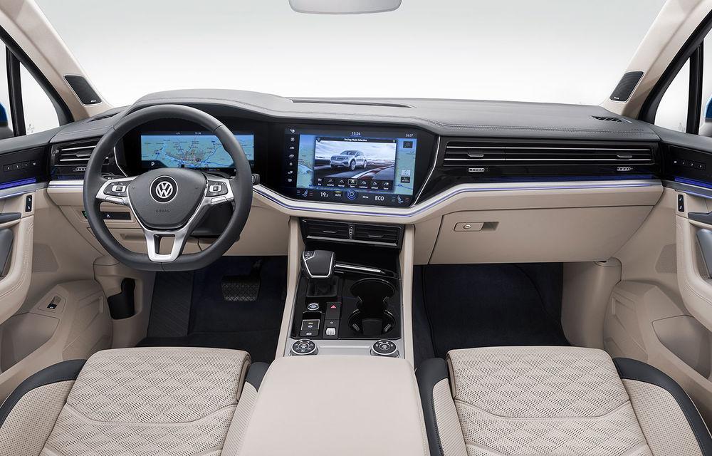 Am văzut noul VW Touareg înaintea tuturor: tot ce trebuie să știi despre a treia generație a SUV-ului german - Poza 36