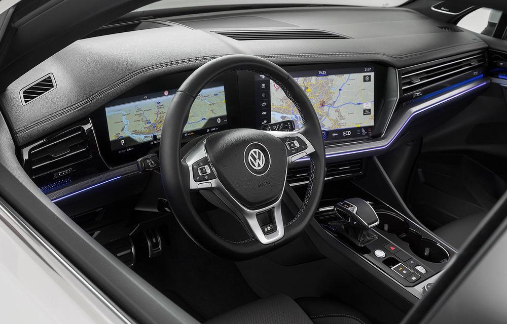 Am văzut noul VW Touareg înaintea tuturor: tot ce trebuie să știi despre a treia generație a SUV-ului german - Poza 47