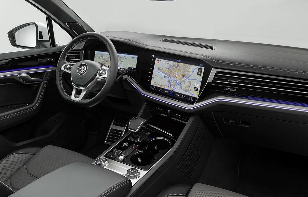Am văzut noul VW Touareg înaintea tuturor: tot ce trebuie să știi despre a treia generație a SUV-ului german - Poza 40