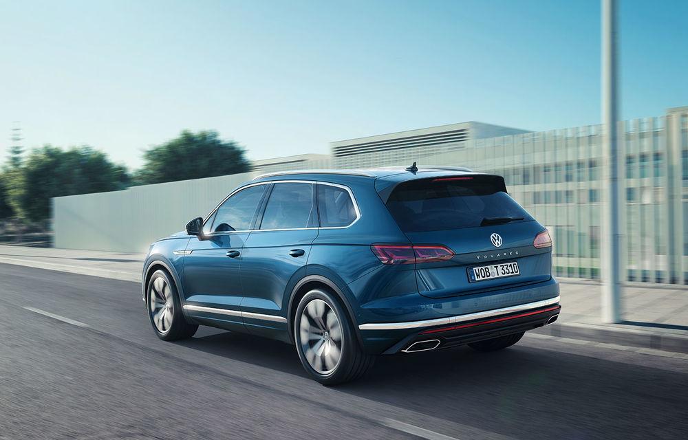 Am văzut noul VW Touareg înaintea tuturor: tot ce trebuie să știi despre a treia generație a SUV-ului german - Poza 8