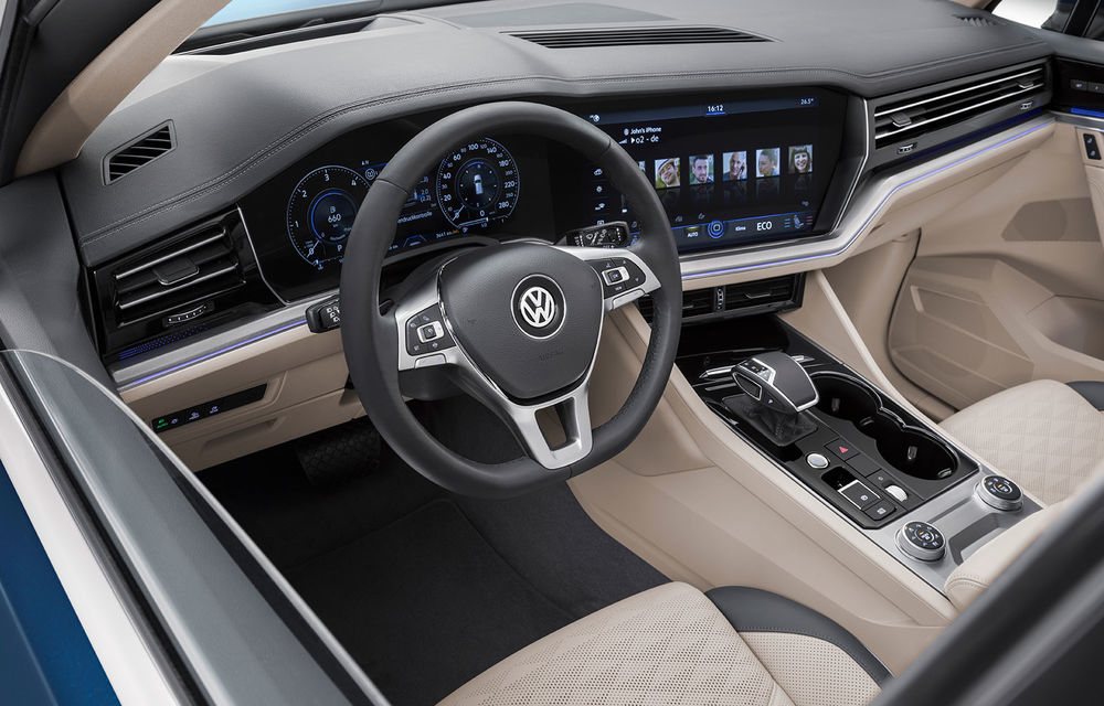 Am văzut noul VW Touareg înaintea tuturor: tot ce trebuie să știi despre a treia generație a SUV-ului german - Poza 39