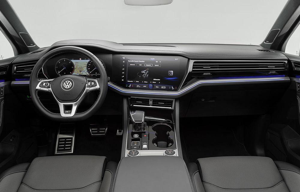 Am văzut noul VW Touareg înaintea tuturor: tot ce trebuie să știi despre a treia generație a SUV-ului german - Poza 43