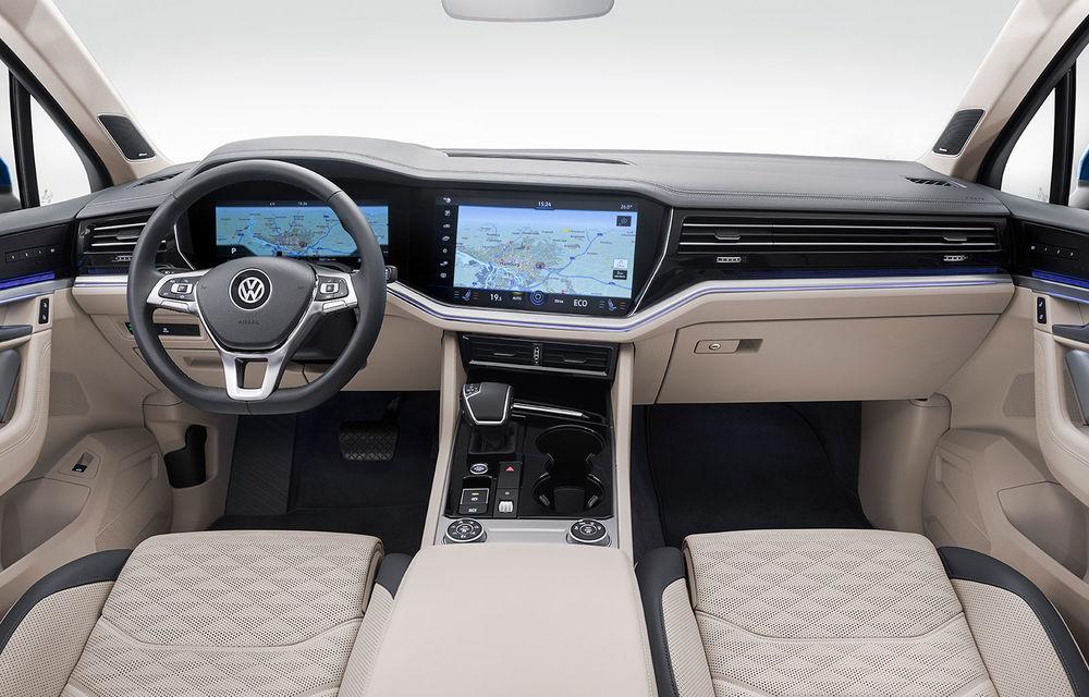 Am văzut noul VW Touareg înaintea tuturor: tot ce trebuie să știi despre a treia generație a SUV-ului german - Poza 35