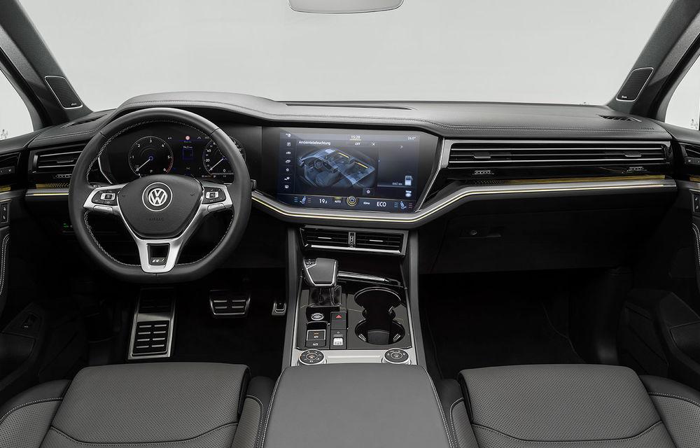 Am văzut noul VW Touareg înaintea tuturor: tot ce trebuie să știi despre a treia generație a SUV-ului german - Poza 45