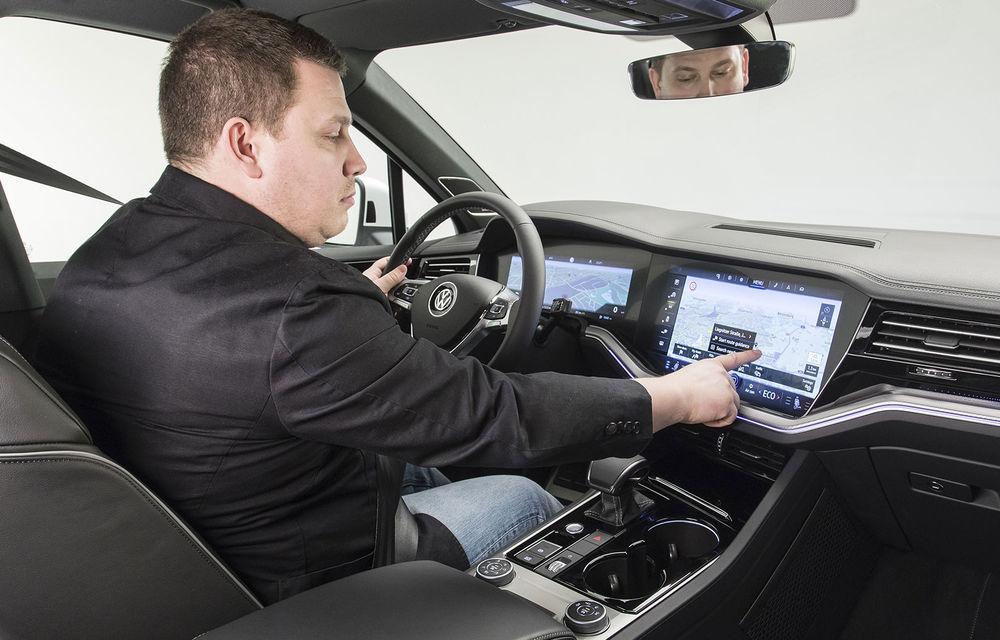 Am văzut noul VW Touareg înaintea tuturor: tot ce trebuie să știi despre a treia generație a SUV-ului german - Poza 2