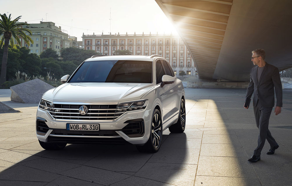Am văzut noul VW Touareg înaintea tuturor: tot ce trebuie să știi despre a treia generație a SUV-ului german - Poza 9