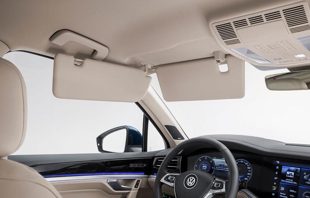 Am văzut noul VW Touareg înaintea tuturor: tot ce trebuie să știi despre a treia generație a SUV-ului german - Poza 62