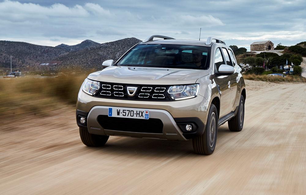 SUV-urile construite în România au succes: Dacia Duster, 15.000 de unități vândute în Europa în februarie. Ford Ecosport, aproape 7.000 de unități - Poza 1