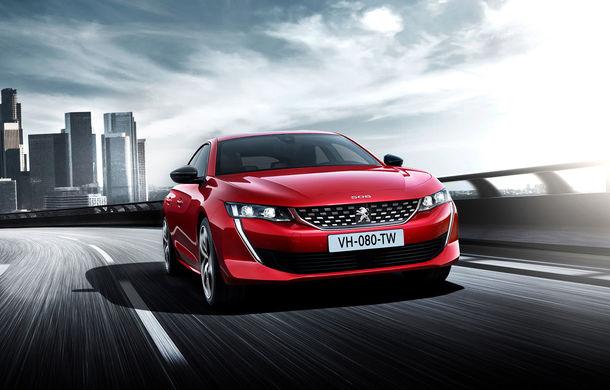 Peugeot 508 va primi o nouă versiune sportivă în toamnă: modelul ar putea utiliza motorul de 270 de cai putere de pe 308 GTI - Poza 1