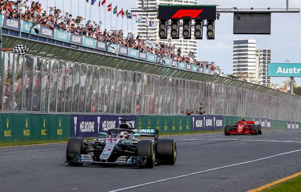 """Hamilton a ratat victoria în Australia din cauza unei erori software: """"Calculatorul a interpretat greșit datele"""" - Poza 1"""