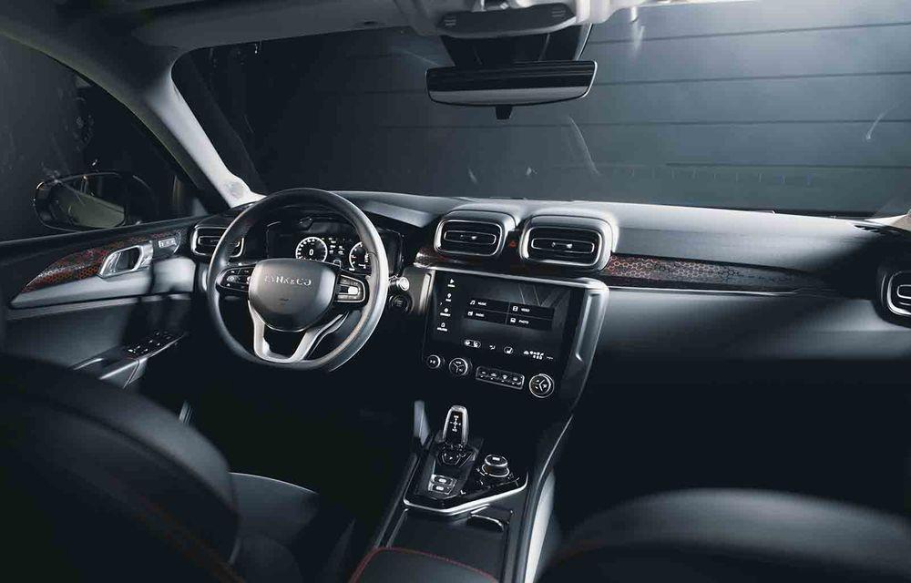 Lynk&Co a prezentat noul SUV 02: modelul chinezilor ajunge în Europa în 2020 - Poza 8