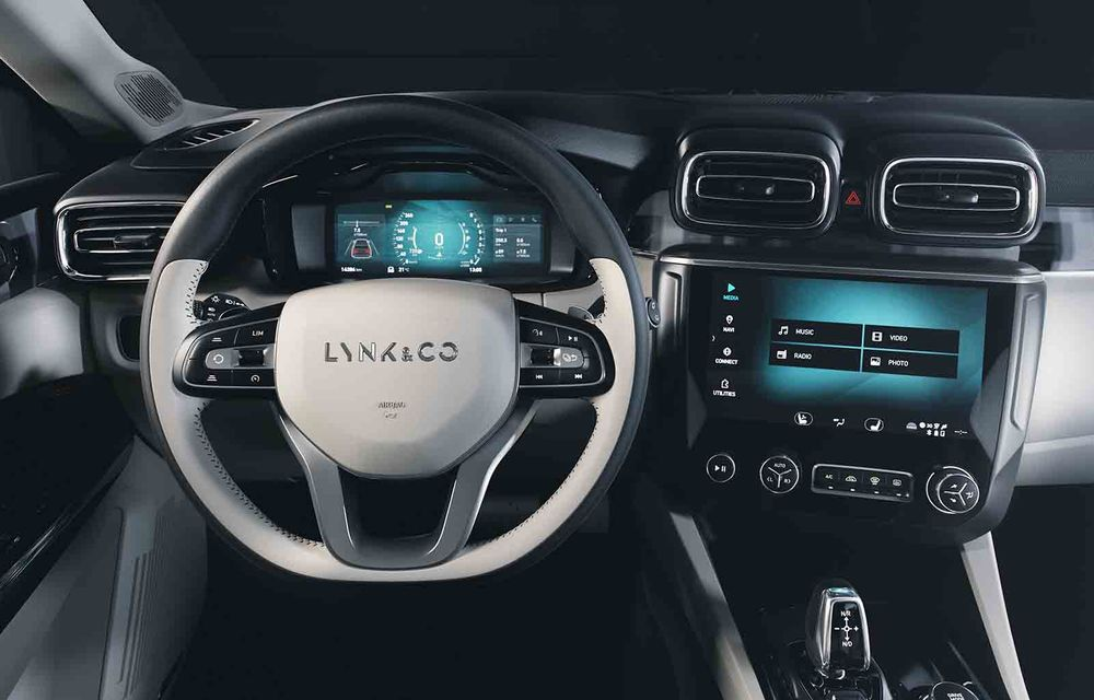 Lynk&Co a prezentat noul SUV 02: modelul chinezilor ajunge în Europa în 2020 - Poza 14