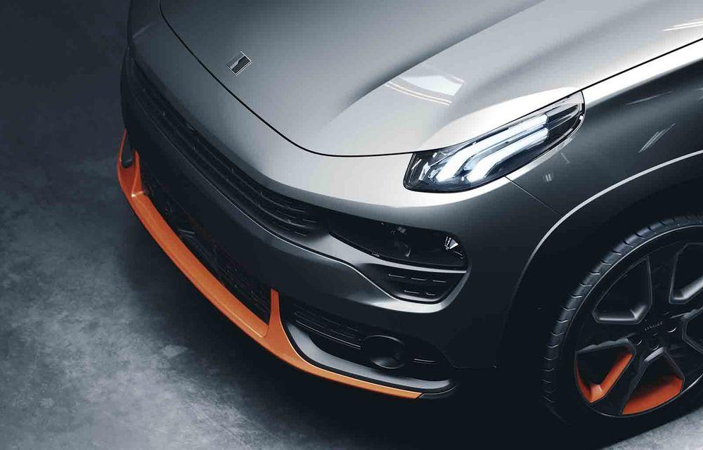 Lynk&Co a prezentat noul SUV 02: modelul chinezilor ajunge în Europa în 2020 - Poza 11