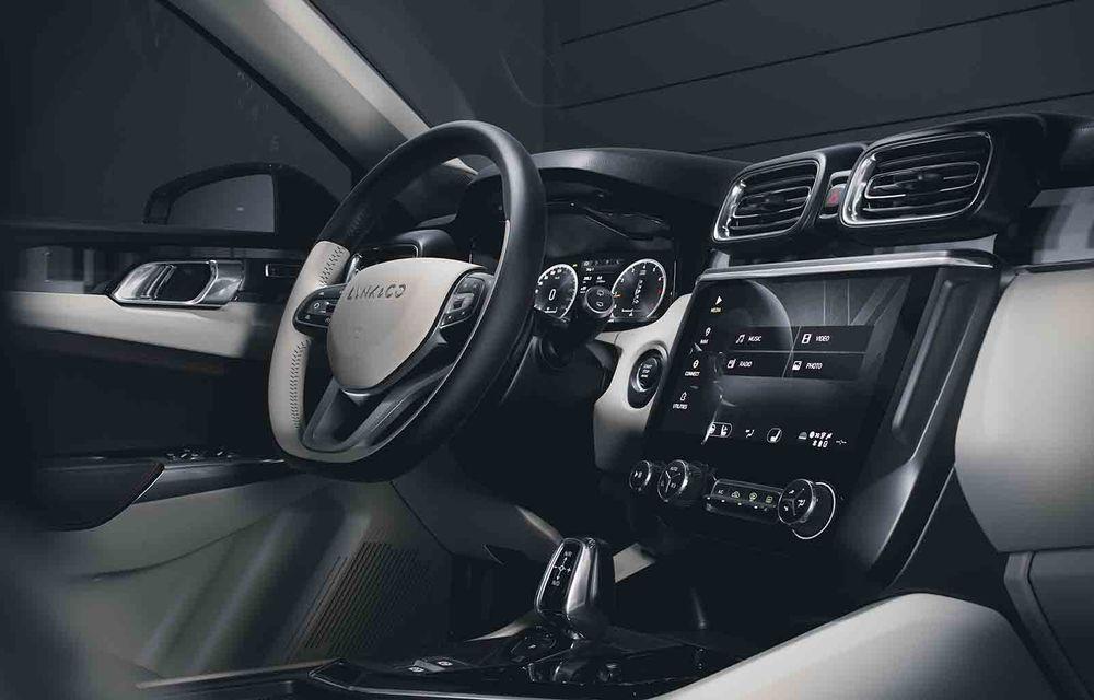 Lynk&Co a prezentat noul SUV 02: modelul chinezilor ajunge în Europa în 2020 - Poza 13
