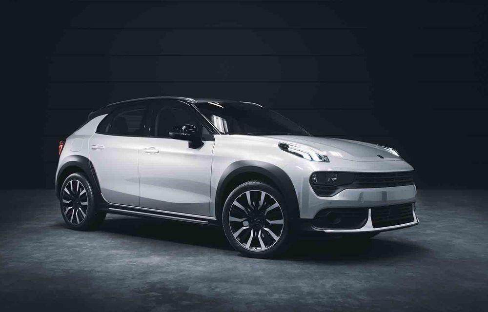 Lynk&Co a prezentat noul SUV 02: modelul chinezilor ajunge în Europa în 2020 - Poza 1