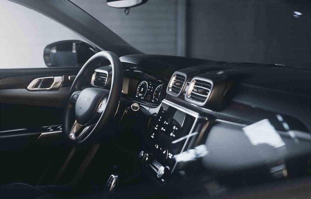 Lynk&Co a prezentat noul SUV 02: modelul chinezilor ajunge în Europa în 2020 - Poza 9