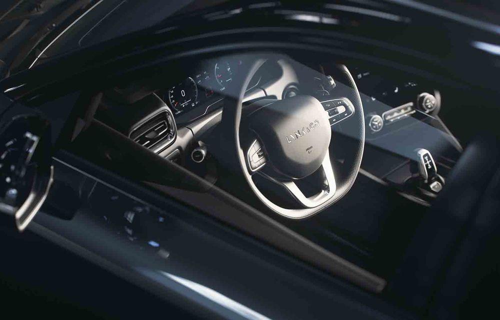 Lynk&Co a prezentat noul SUV 02: modelul chinezilor ajunge în Europa în 2020 - Poza 10