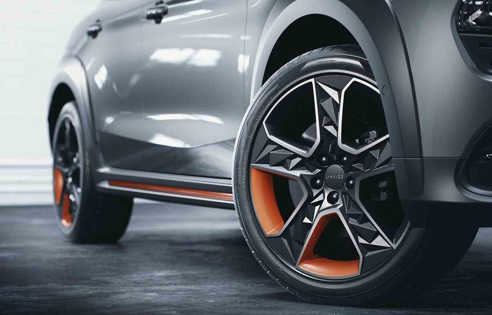 Lynk&Co a prezentat noul SUV 02: modelul chinezilor ajunge în Europa în 2020 - Poza 15