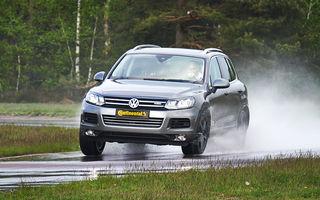 (P) Anvelopele pentru SUV-uri de la Continental câștigă testul AutoBild