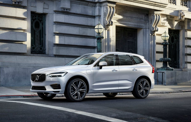 Volvo face dubla: după ce XC40 a cucerit Europa, XC60 primește titlul World Car of the Year 2018 - Poza 1
