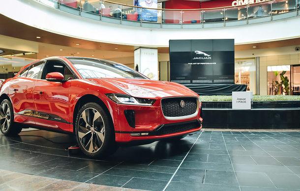 Jaguar i-Pace este primul SUV electric disponibil în România: prețurile încep de la 78.000 de euro - Poza 3