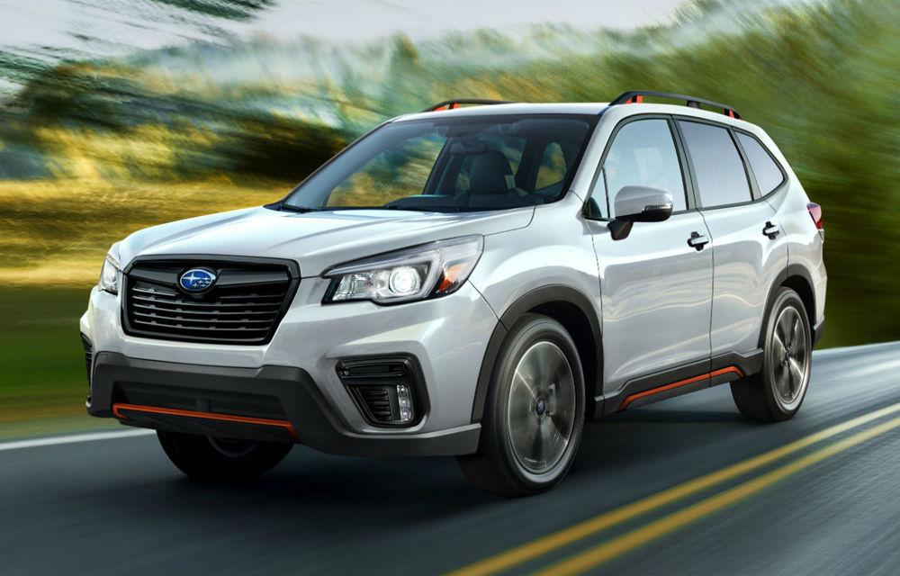Noul Subaru Forester este aici: interior mai spațios, motoare revizuite și tehnologii de ultimă generație - Poza 6