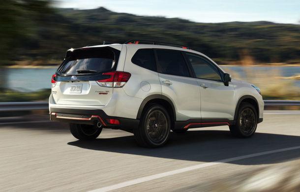 Noul Subaru Forester este aici: interior mai spațios, motoare revizuite și tehnologii de ultimă generație - Poza 8
