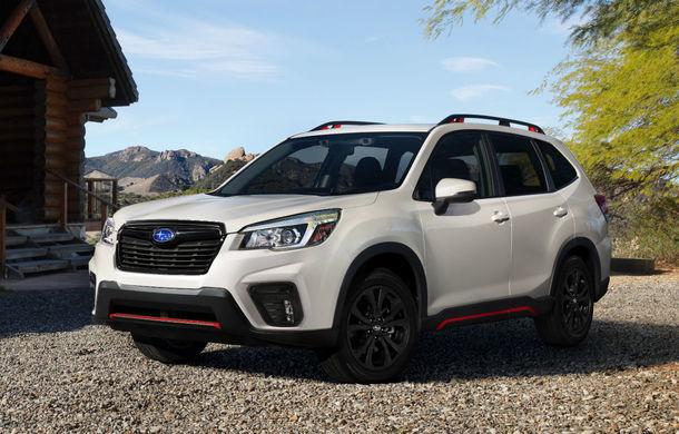 Noul Subaru Forester este aici: interior mai spațios, motoare revizuite și tehnologii de ultimă generație - Poza 7