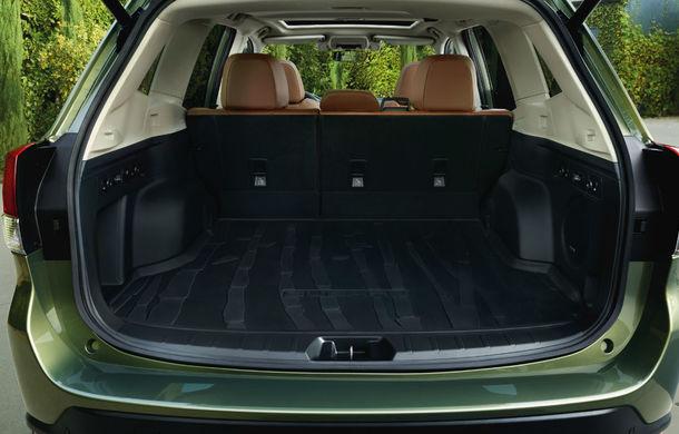 Noul Subaru Forester este aici: interior mai spațios, motoare revizuite și tehnologii de ultimă generație - Poza 11