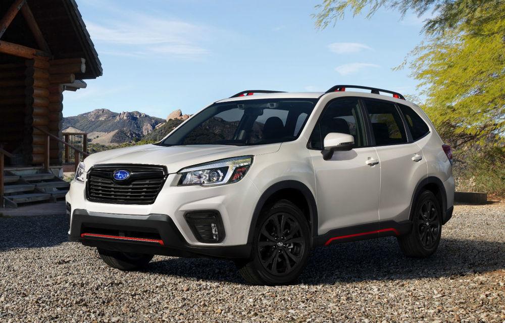 Noul Subaru Forester este aici: interior mai spațios, motoare revizuite și tehnologii de ultimă generație - Poza 1