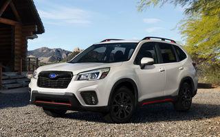 Noul Subaru Forester este aici: interior mai spațios, motoare revizuite și tehnologii de ultimă generație