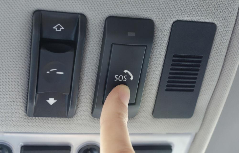 Premieră în industria auto: toate modelele noi lansate după 31 martie vor suna automat la 112 în caz de accident - Poza 1