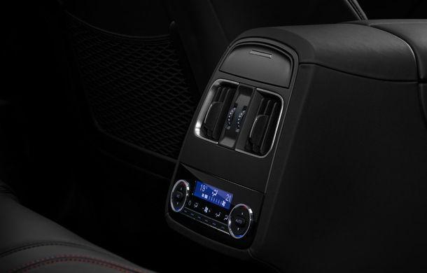 Maserati Levante Trofeo: ediție limitată cu motor Ferrari V8 biturbo de 3.8 litri, 600 CP și 730 Nm - Poza 13
