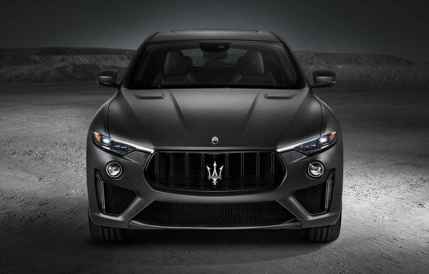 Maserati Levante Trofeo: ediție limitată cu motor Ferrari V8 biturbo de 3.8 litri, 600 CP și 730 Nm - Poza 2