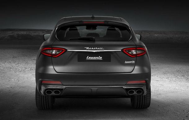 Maserati Levante Trofeo: ediție limitată cu motor Ferrari V8 biturbo de 3.8 litri, 600 CP și 730 Nm - Poza 5