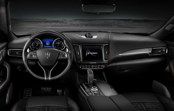 Maserati Levante Trofeo: ediție limitată cu motor Ferrari V8 biturbo de 3.8 litri, 600 CP și 730 Nm - Poza 7