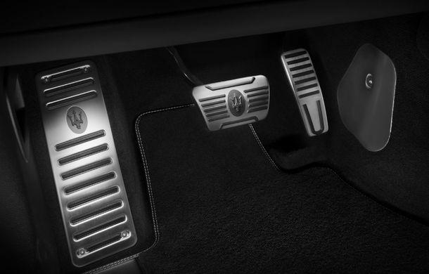 Maserati Levante Trofeo: ediție limitată cu motor Ferrari V8 biturbo de 3.8 litri, 600 CP și 730 Nm - Poza 10