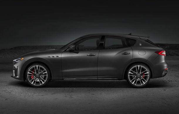 Maserati Levante Trofeo: ediție limitată cu motor Ferrari V8 biturbo de 3.8 litri, 600 CP și 730 Nm - Poza 3