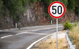 """Specialiștii recomandă o viteză de maxim 70 km/h pe șosele fără parapeți între sensuri: """"Vitezele mai mari aduc întotdeauna mai multe accidente și victime"""""""