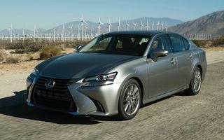 Lexus GS ar putea fi înlocuit pe piața europeană cu Lexus ES: vânzările slabe determină japonezii să schimbe strategia