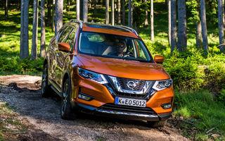Prețuri Nissan X-Trail facelift în România: start de la 25.500 de euro