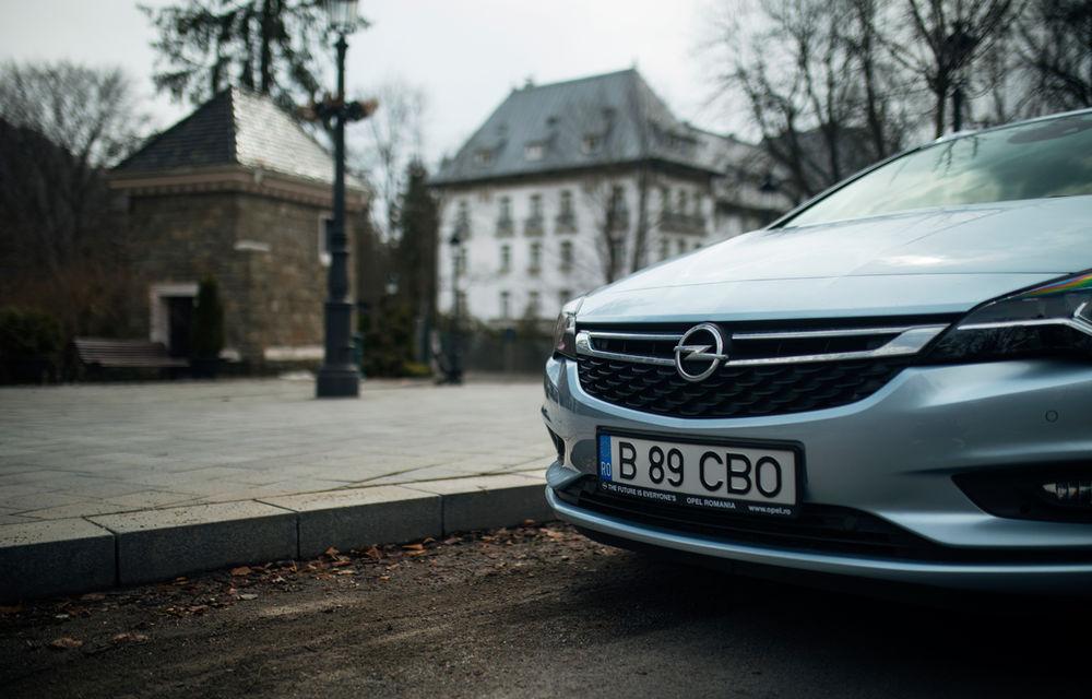 Test de consum cu Opel Astra Sports Tourer diesel: chiar și 160 de cai putere îți pot oferi un consum de 3.3 litri/100 km - Poza 12